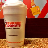 Photo taken at Dunkin Donuts by William G. on 4/25/2014