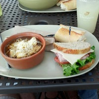 Photo taken at Panera Bread by Anthony Q. on 1/1/2013