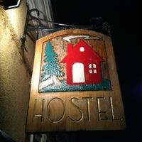 Photo taken at Vienna Hostel Ruthensteiner by Mattia O. on 11/1/2012