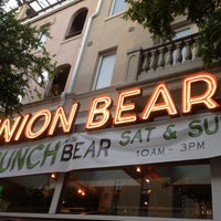 Photo taken at Union Bear by Kerry on 7/28/2013