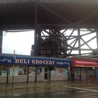Photo taken at 9th St. Deli & Grocery by Wesley V. on 10/30/2012