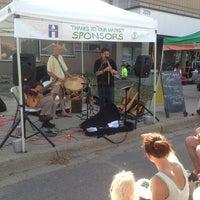 Photo taken at Midtown Farmer's Market by ZoeAna on 9/7/2013