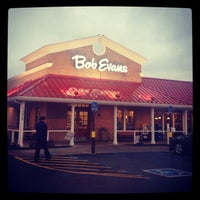 Photo taken at Bob Evans Restaurant by Amanda O. on 4/13/2013