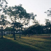 Photo taken at Setia Indah Recreation Park by Michelle N. on 2/12/2015