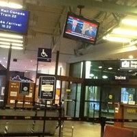 Photo taken at Gare du Palais by Carlos R. on 1/8/2013