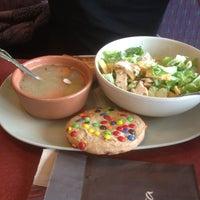 Photo taken at Panera Bread by Chris K. on 10/17/2012
