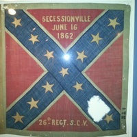 Photo taken at SC Confederate Relic Room & Military Museum by Mark K. on 9/26/2012
