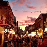 Photo taken at Bourbon Street by Dhyana C. on 1/26/2013