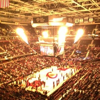 Photo taken at Quicken Loans Arena by Kelsey P. on 2/7/2013