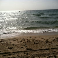 Photo taken at Beach At Suntower by Angie F. on 8/14/2012