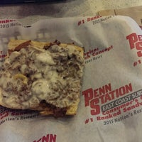 Photo taken at Penn Station East Coast Subs by Jackie on 1/25/2016