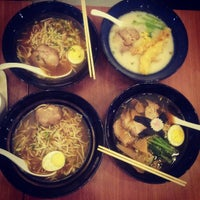 Photo taken at Oishi Ramen by thekillers i. on 4/27/2013
