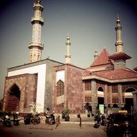 Photo taken at Masjid Raya At Taqwa Kota Cirebon by Hengky M. on 8/27/2013