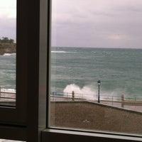Photo taken at Hotel Chiqui by Nacho G. on 10/27/2012
