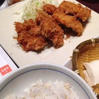 Photo taken at 赤坂うまや 博多店 by K N. on 9/2/2014