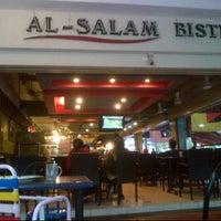 Photo taken at Al Salam Bistro by iz ♚. on 3/3/2013