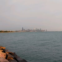 Photo taken at Chicago's Lakefront (Hyde Park) by Matt F. on 9/16/2016