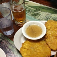 Photo taken at Puerto Sagua Restaurant by Kyle R. on 12/20/2012