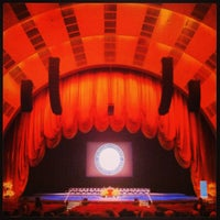 Photo taken at Radio City Music Hall by Jessica L. J. on 5/19/2013