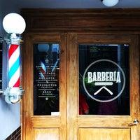 Foto tomada en Barbería Capital (Roma) por Blue el 3/6/2015
