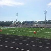 Photo taken at Barron Collier High School by Jeff W. on 8/24/2013