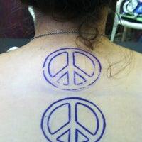 Photo taken at Afterdark Tattoos by After Dark T. on 5/30/2013