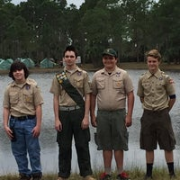 Photo taken at Boy Scout Camp Miles by Nancy M. on 12/26/2014