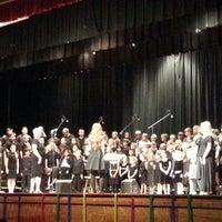 Photo taken at Calvary Christian School by Tonya B. on 10/2/2014