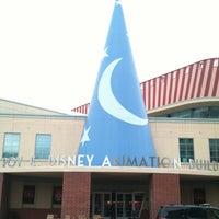 Photo taken at Walt Disney Studios by Kevin H. on 2/19/2013