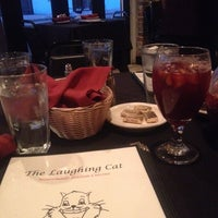 Photo taken at The Laughing Cat by Yanira R. on 1/24/2014