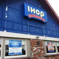 Photo taken at IHOP by Craig W. on 1/6/2013