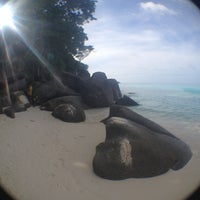 Photo taken at Similan Islands by Kate S. on 11/5/2012