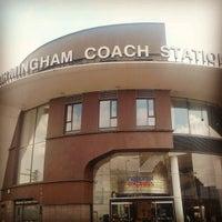 Photo taken at Birmingham Coach Station by Paul W. on 7/13/2013