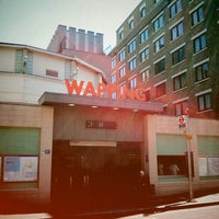Photo taken at Wapping London Overground Station by ian on 5/3/2013