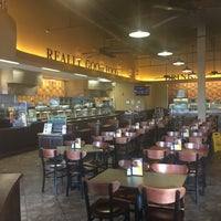 Photo taken at Jason's Deli by SooFab on 2/21/2016