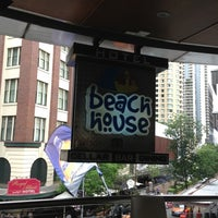 Photo taken at Beach House Bar & Grill by Anita Maria R. on 11/11/2012