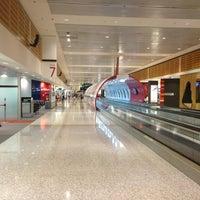 Photo taken at T3 Qantas Domestic Terminal by Anita Maria R. on 1/1/2013
