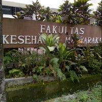 Photo taken at FKM USU by Darnita D. on 9/6/2012