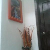 Photo taken at Hostal Casa Vieja by selene l. on 11/8/2015