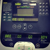 Photo taken at 24 Hour Fitness by Minda C. on 8/19/2014