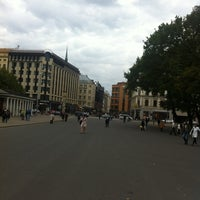 Photo taken at Riga Old Town by Рома Р. on 9/27/2012