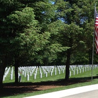 Photo taken at Indiantown Gap National Cemetery by John T. on 5/26/2013