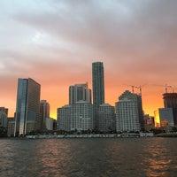 Photo taken at Azul at Mandarin Oriental, Miami by Clara S. on 3/21/2015