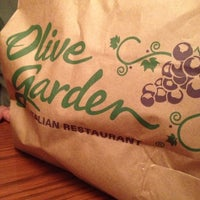 Photo taken at Olive Garden by Ernie S. on 10/2/2012