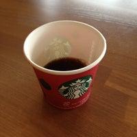 Photo taken at Starbucks Coffee つくば店 by 剛 直. on 11/24/2012