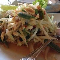 Photo taken at Krua Thai Cafe by Tonia E. on 10/3/2013