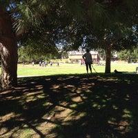 Photo taken at Bicentennial Park by Sheila V. on 9/28/2013