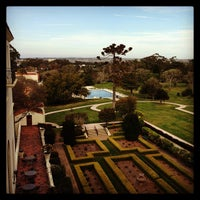 Photo taken at Hotel Del Monte by Mark J. on 3/15/2013