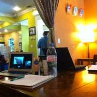 Photo taken at Crooked Tree Coffeehouse by Steph G. on 10/21/2012