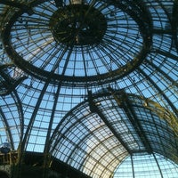 Photo taken at Grand Palais by Emmanuel S. on 1/1/2013